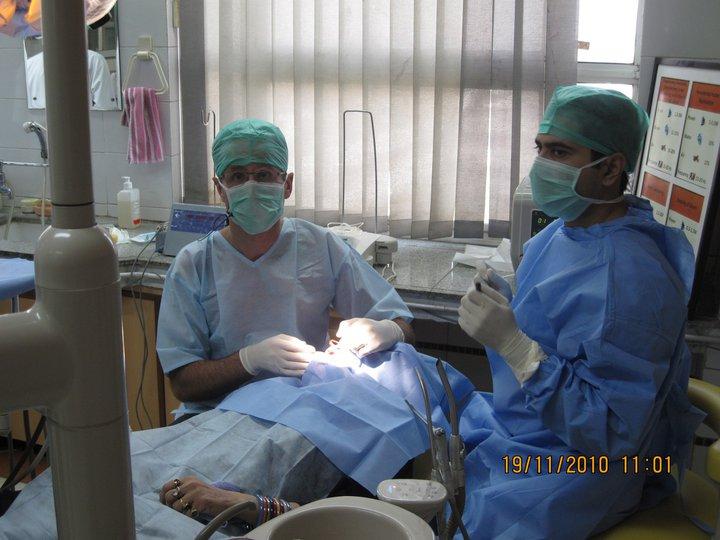 מרפאת שיניים למקרה חירום